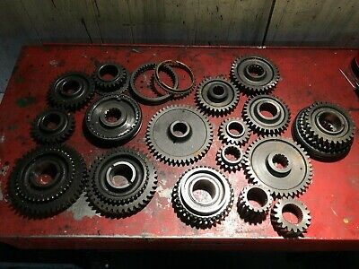 Kubota M4000 Tractor Transmission Gear Set