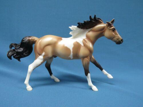 Breyer Classic Buckskin Paint #940 American Quarter Horse Stallion mold