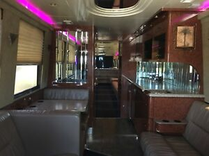 LUXURY LIMO BUS FOR SALE