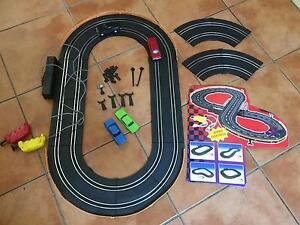 Race car track and play set with remote control slot cars Springfield Lakes Ipswich City Preview