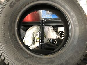 Goodyear winter tires p195/70r14 tires