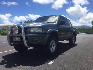 2006 Mazda B4000 Ute White Rock Cairns City Preview