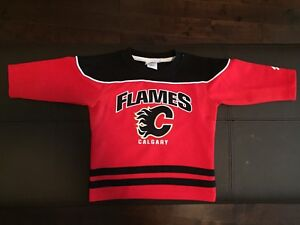 Calgary Flames Jersey - size 12months