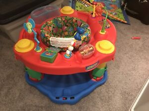 Evenflo ExerSaucer baby learning toys