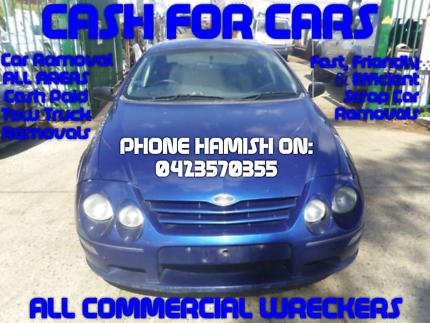All Commercial Wrecekrs - Cash For Cars & Scrap Car Pickup