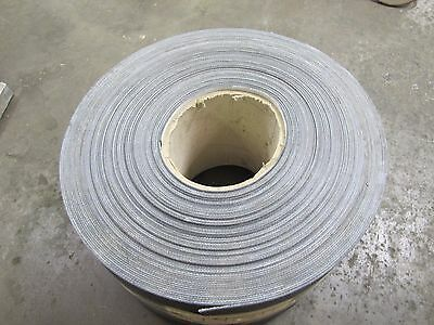 No Name 2 Ply 8 34 X 190 Black Rubber Conveyor Belt Belting Textured Surface