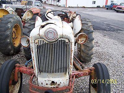 Ford Naa Jubilee 600800tractor Hoodgrilleassm