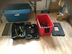 Lockable Tool/Storage Box