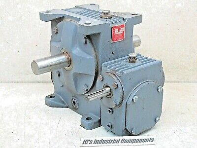 Grant Gear  9001 Ratio  Speed Reducer Size Wdb  Style 300  4595 In Lb