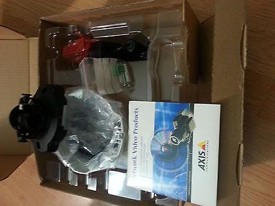 New Axis 216fd Ipnetwork Mini-dome Camera Poe2-way Audio