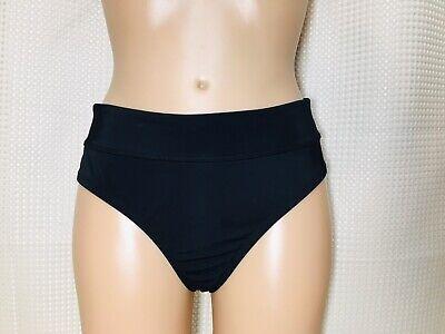 Nike Women's Swimsuit Bottoms Training Bikini Black Triathlon Athletic Logo (Triathlon Swimsuit Women)