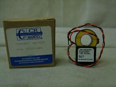 Cr Magnetics - Cr9350-npn Current Switch Magnetic Sensor 30vdc - Nos