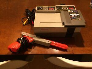 Vieux Nintendo