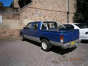 1996 Nissan Navara Ute Woolloomooloo Inner Sydney Preview