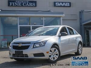 2014 Chevrolet Cruze 1LS    Manual Shift Just 23,670 KM !!