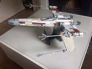 LEGO 10240: STAR WARS UCS Red Five X-wing Starfighter - Retired Sydney City Inner Sydney Preview