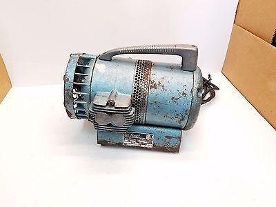 Bell Gossett Syc 21-1 14 Hp 115v 4.6 Amp High Volume Dry Vacuum Pump