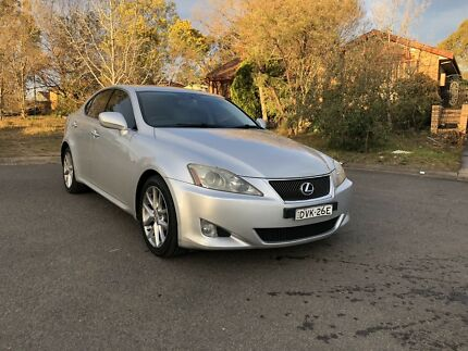 Lexus Is250 2005 Prestige