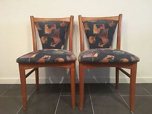 Dining chairs Hawthorn East Boroondara Area Preview