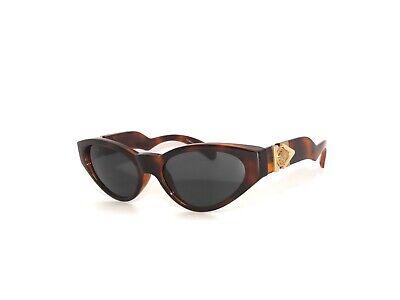 Versace 4373 521787 Havana Smoke Sunglasses