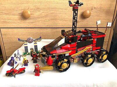 Lego set 70750 - Ninjago - Ninja DB X