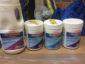 Pool and spa chemicals Wellard Kwinana Area Preview