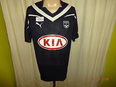 Girondins de Bordeaux Original Puma Heim Trikot 2010/11