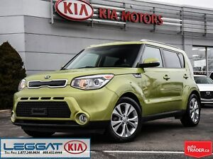 2014 Kia Soul EX | NO ACCIDENTS | 1 OWNER | BLUETOOTH