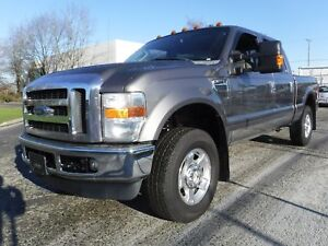 2008 Ford F-250 SD XLT Crew Cab Regular Box