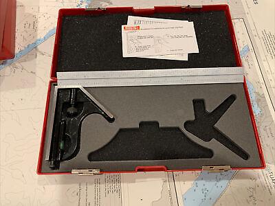 Spi 2 Piece 12 Combination Square Set 116 132 164 18 R4