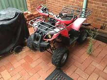 2004 125cc quad Swap for >250cc bike Gosnells Gosnells Area Preview