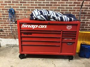 Coffre snap-on 50'x20'