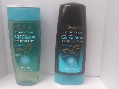 L'Oreal Best Hydrating Shampoo and Conditioner for Dry Hair Care