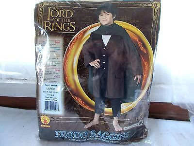 Rubie's Lord Of The Rings Frodo Baggins Child's Costume Large 12 - - Kids Frodo Costume