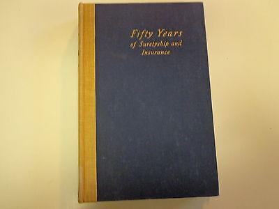 United States Fidelity and Guaranty Company 1946 Insurance History
