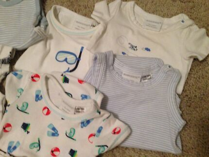Baby Boy Clothes Bundle Size 0 1 Baby Clothing Gumtree
