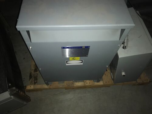 Square D Transformers, #13148-31112-001, 25kva, 480/277v,  With Warranty