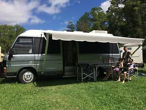 Self Contained family MOTOR HOME ready to drive away GREAT PRICE Logan Central Logan Area Preview