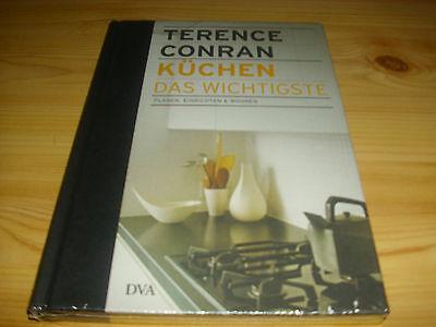 OVP & NEU ! Küche Das Wichtigste Planen Einrichten & Wohnen - Terence Conran NEU ()