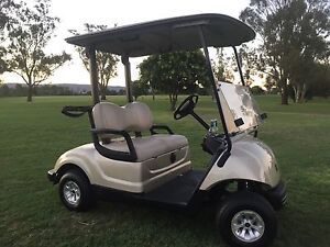Yamaha golf cart can freight 2011 buggy excellent condition Jerrys Plains Singleton Area Preview