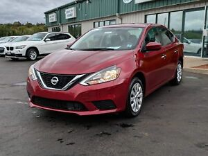 2018 Nissan Sentra 1.8 SV HEATED FRONT SEATS/BACK UP CAMERA/B...