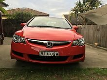 2008 Honda Civic Sedan Pendle Hill Parramatta Area Preview