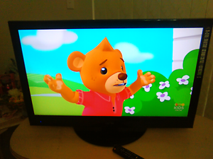 "Sanyo 40"" Full HD LCD TV IN PERFECT CONDITION Parramatta Parramatta Area Preview"