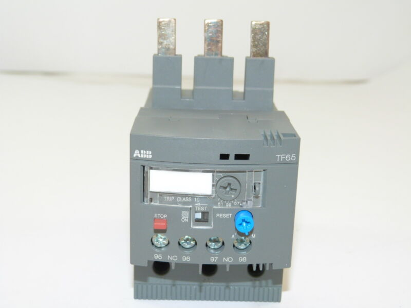 ABB TF65-67 Thermal Overload Relay 57-67a NEW 1yr Warranty