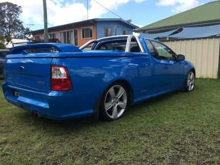 2011 Ford falcon ute fg xr6 turbo manual