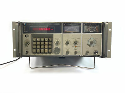 Hp 8660c Synthesized Signal Generator With Hp 86634a And Hp 86603a Opt 001 100