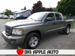 2008 Dodge Dakota SXT Crew Cab 4X4