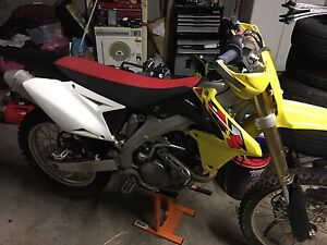2013 rmz 450 Rutherford Maitland Area Preview