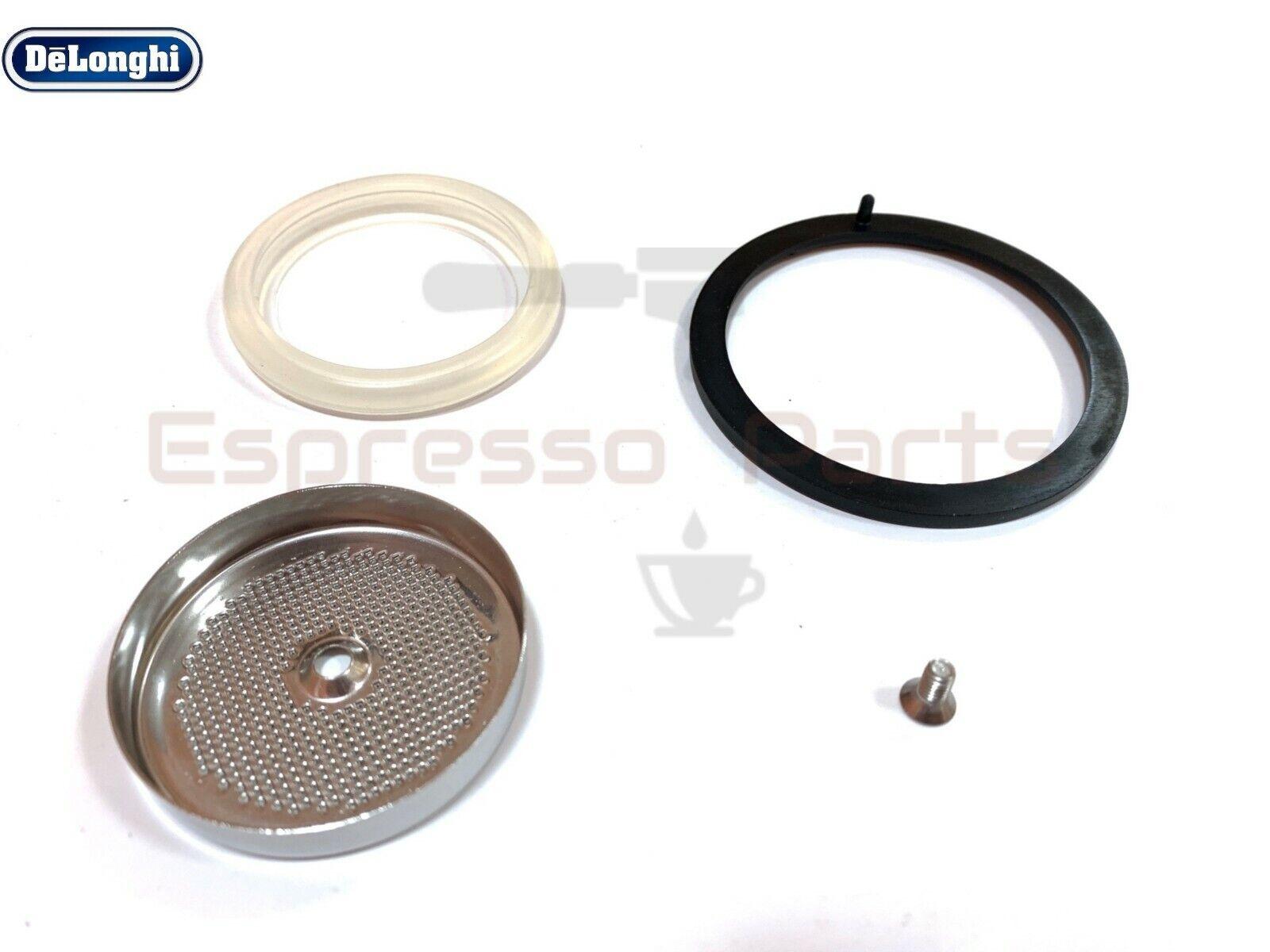 DeLonghi Dedica EC680 EC820 EC860 Group Head Kit -  4 piece