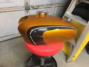 1971 -1973 Honda CB 350 Gas Tank  $160 or best offer